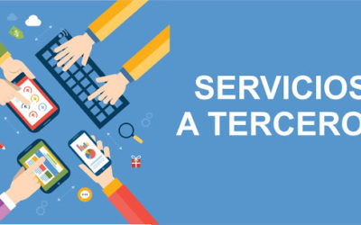 Prestación de servicios a terceros